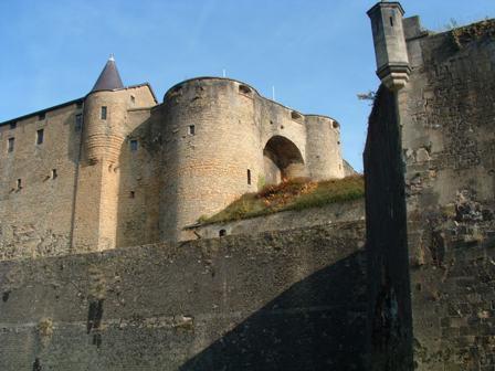 Chateau fortifié de Sedan