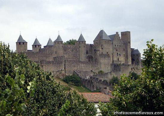 Cité de Carcassonne (Languedoc-Roussillon)
