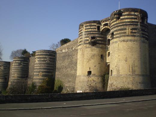 Château d'Angers (Pays de la Loire)