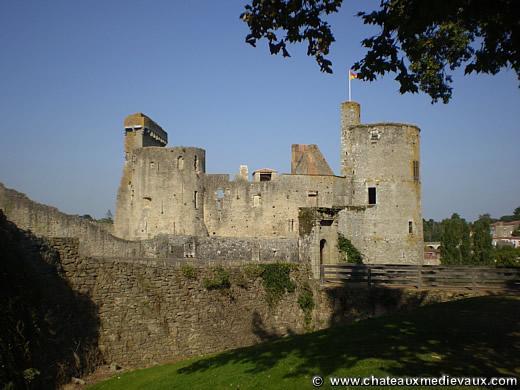 Château de Clisson (Pays de la Loire)