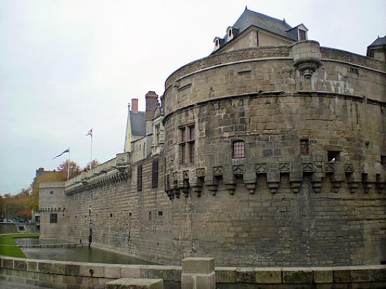 Château de Nantes (Loire Atlantique)