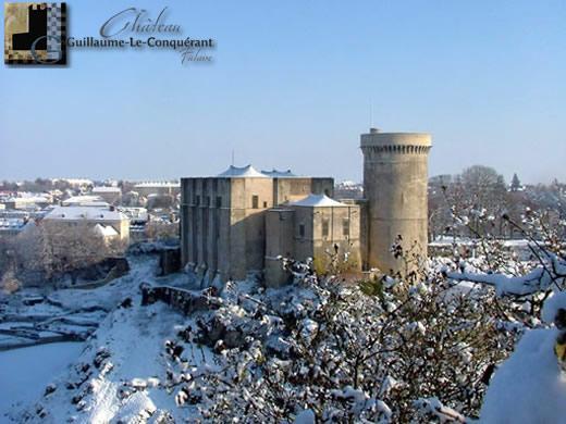Château de Falaise (Basse Normandie)