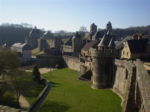 Château de Fougères (Bretagne)