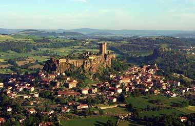 Chateau de Polignac, Haute-Loire